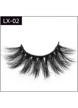 Natural vivid 3D Mink lashes